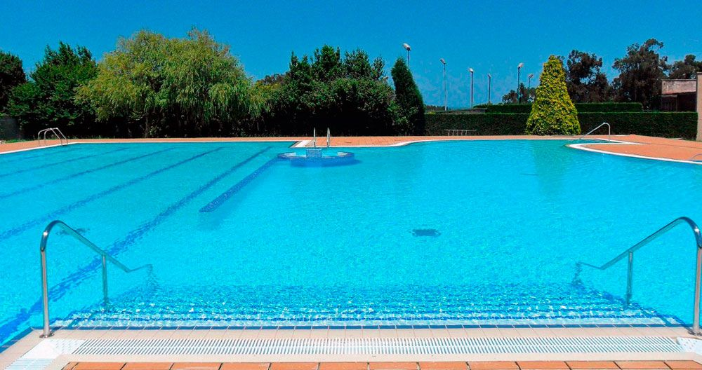 Acg piscinas 4 pasos para limpiar el agua verde de la piscina - Agua de la piscina turbia ...
