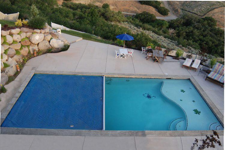 Como preparar la piscina para el invierno